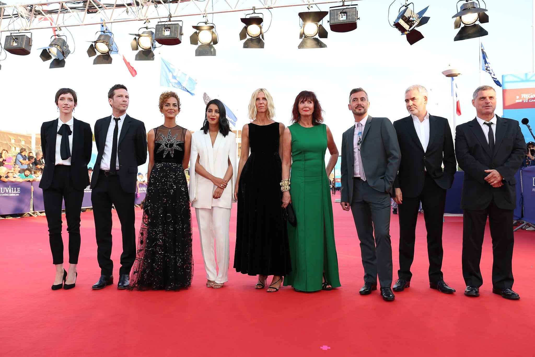 Deauville 2018 - jury