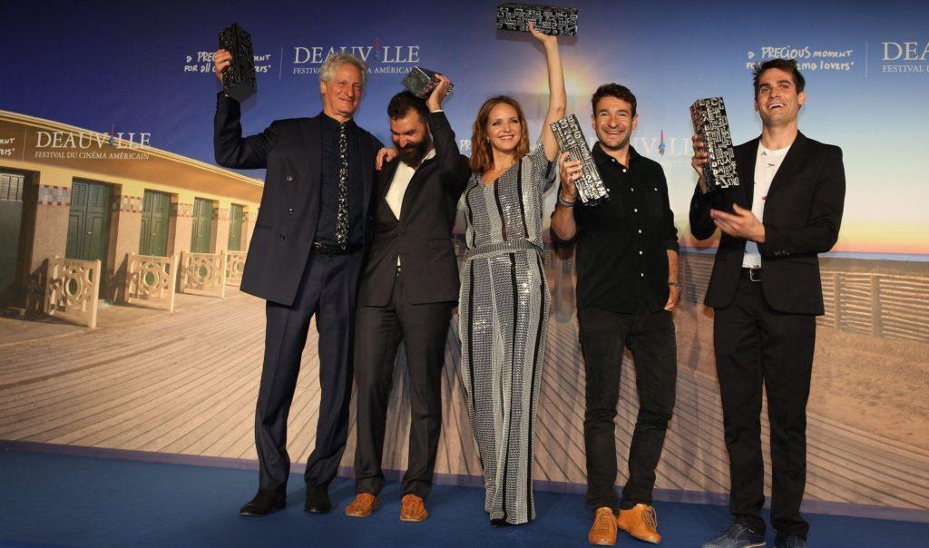 deauville 2018 - lauréats