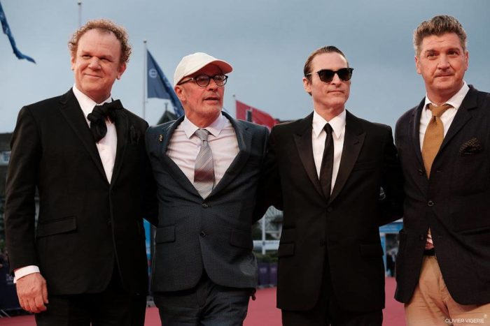 Deauville 2018 - les freres sisters