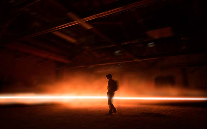Carne y Arena - Photo Emmanuel Lubezki