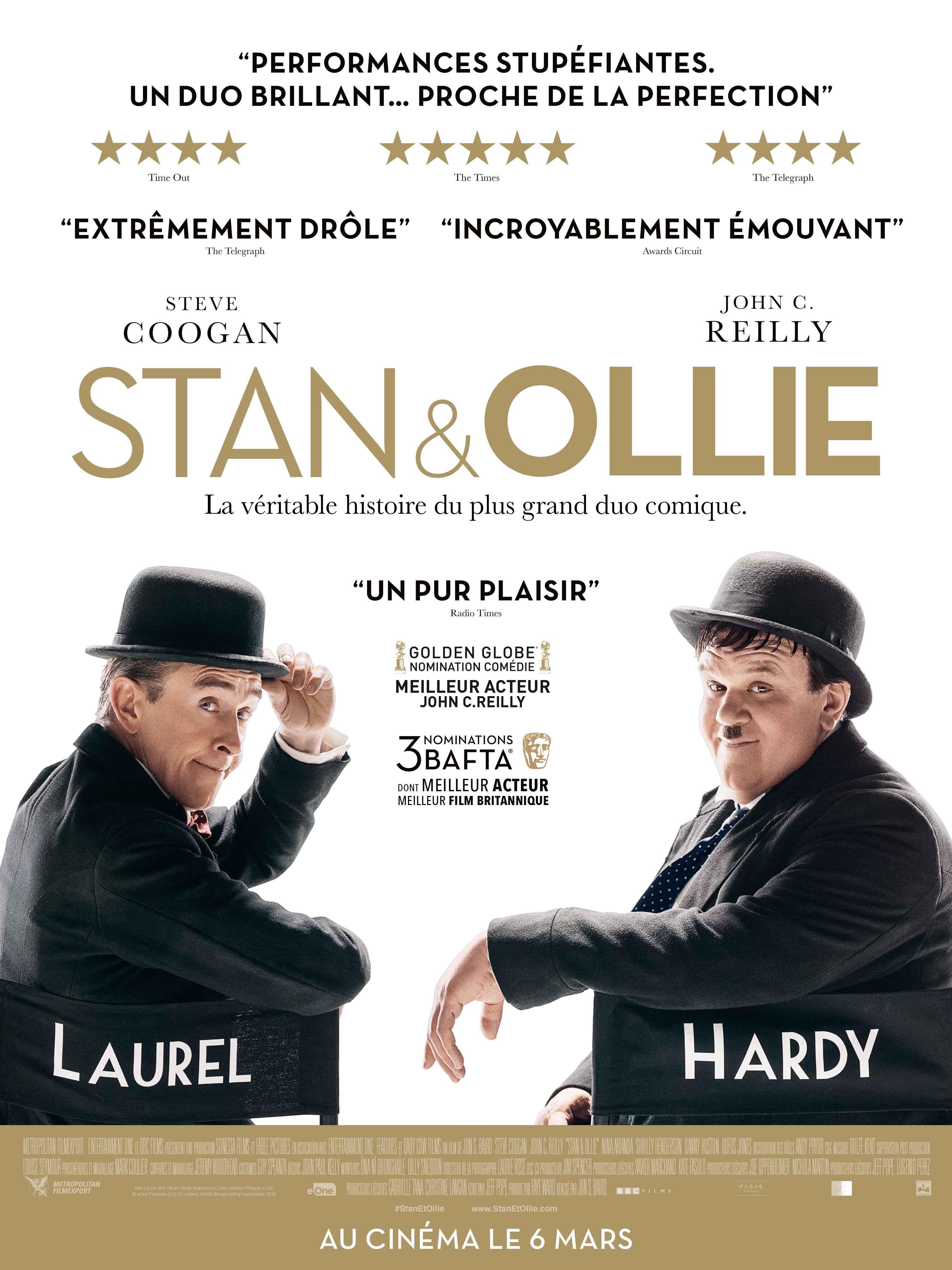 Stan & Ollie, de Jon S. Baird